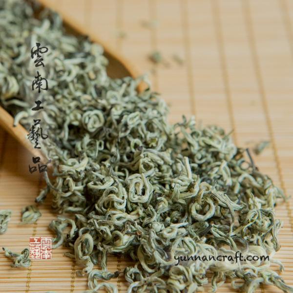Huilong green tea