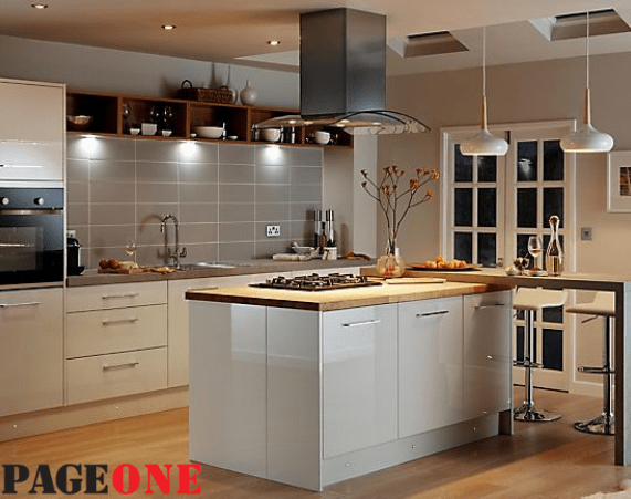 8 Top Tips For Kitchen Lighting