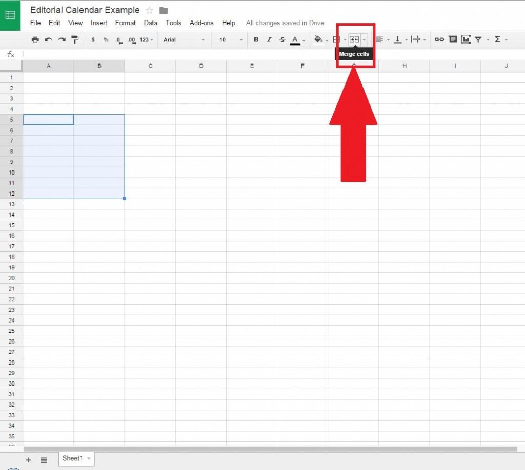 How To Create A Free Editorial Calendar Using Docs