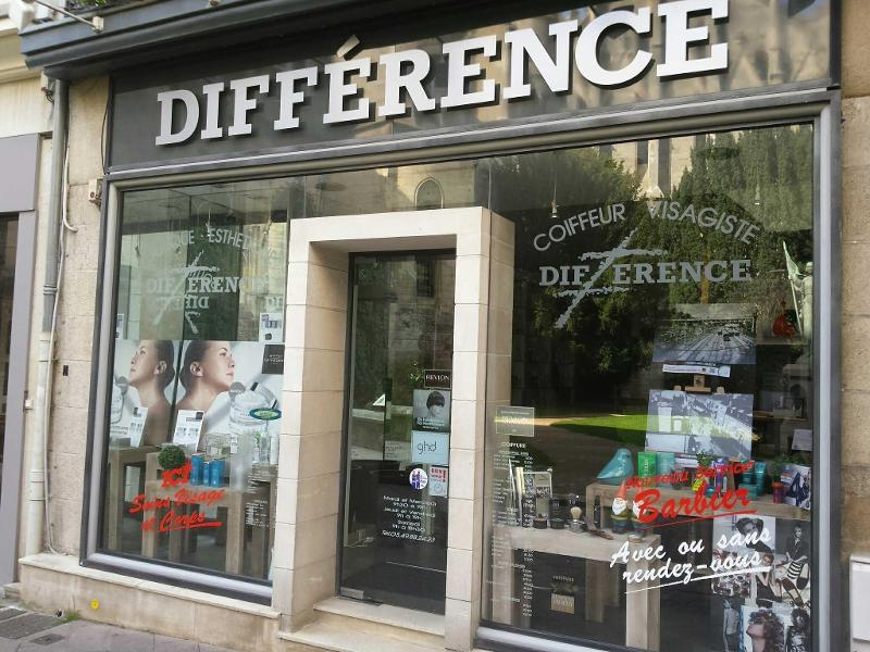 difference poitiers coiffeur adresse