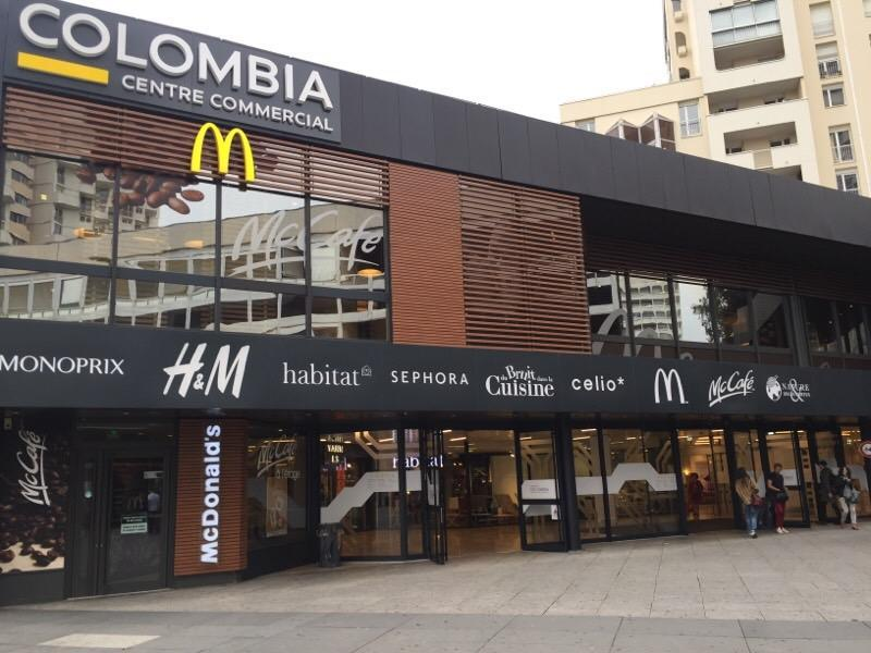 colombia rennes grand magasin