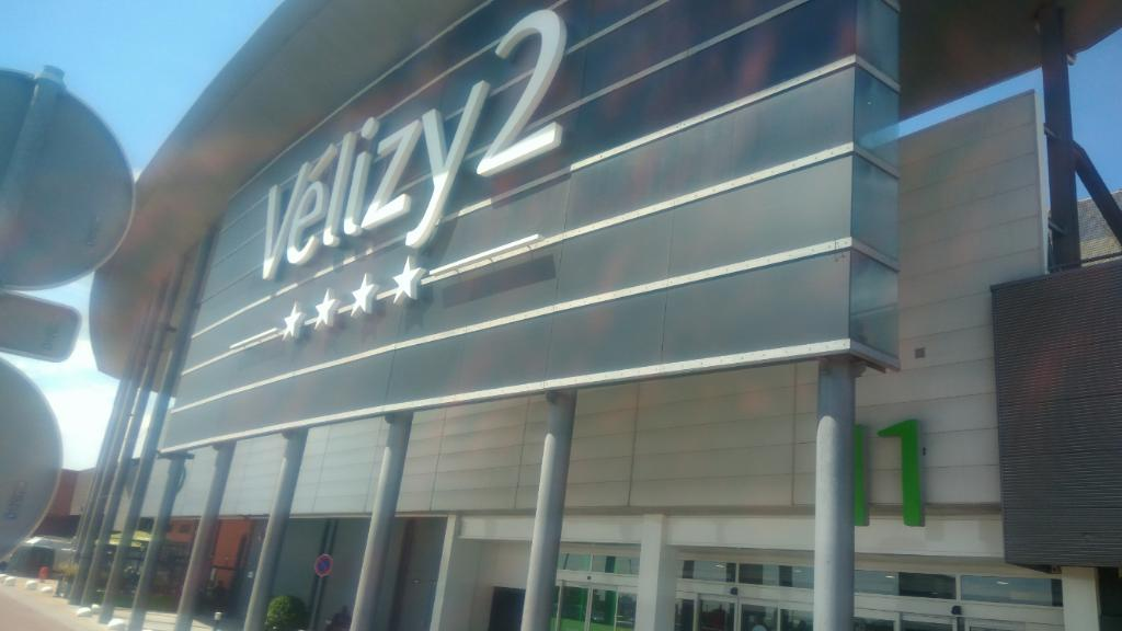 centre commercial velizy ii velizy