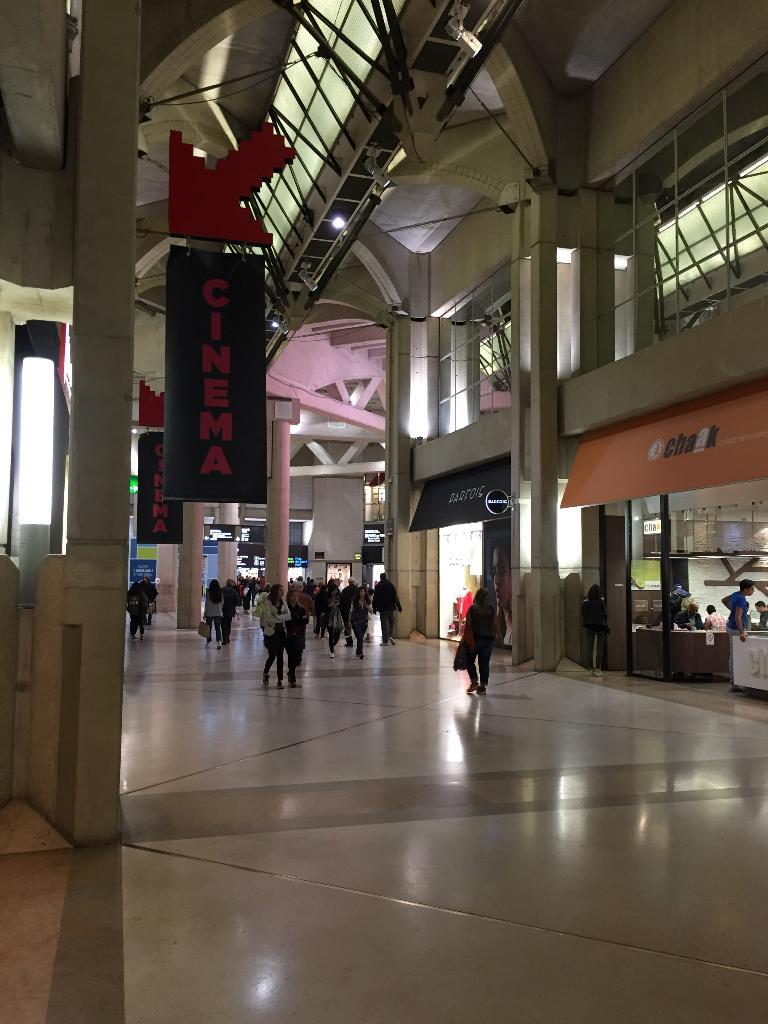 westfield forum des halles paris