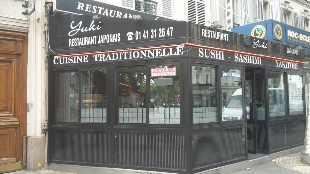 sushi yuki boulogne billancourt