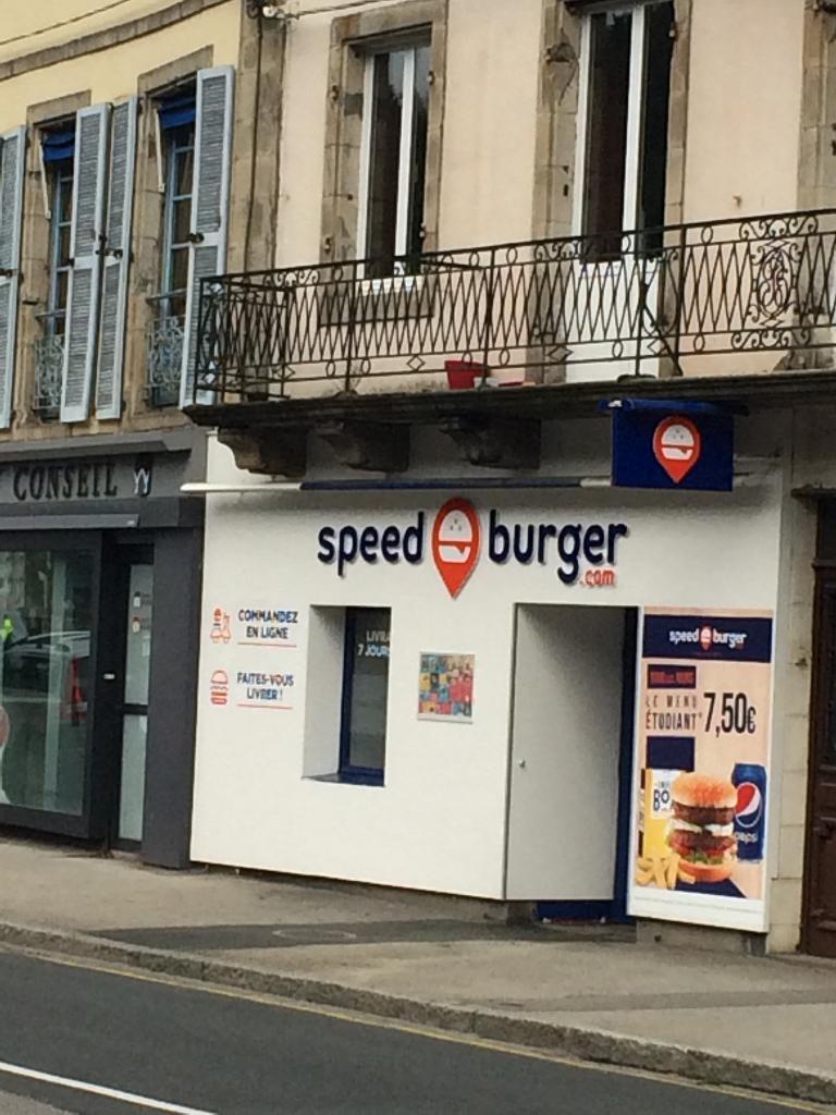 speed burger quimper restaurant