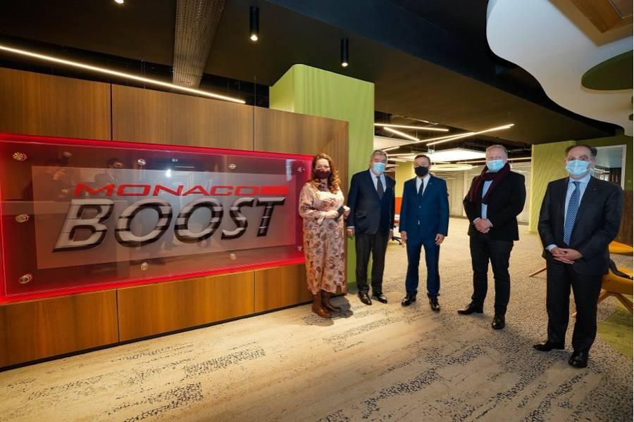 Monaco Boost : un business center d'état pour les start-ups monégasques