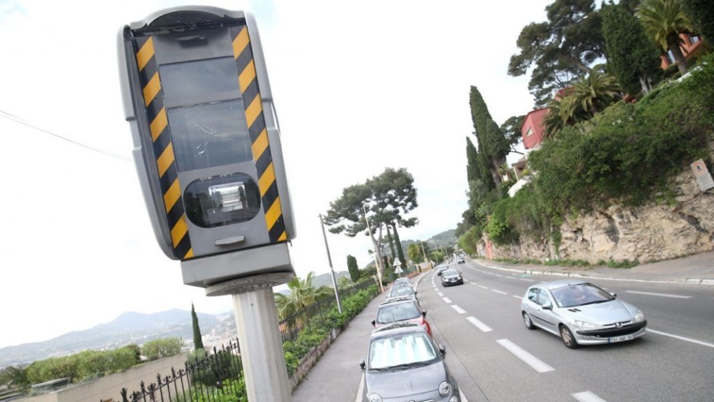 100.000 infractions monégasques sur les routes françaises en 2018