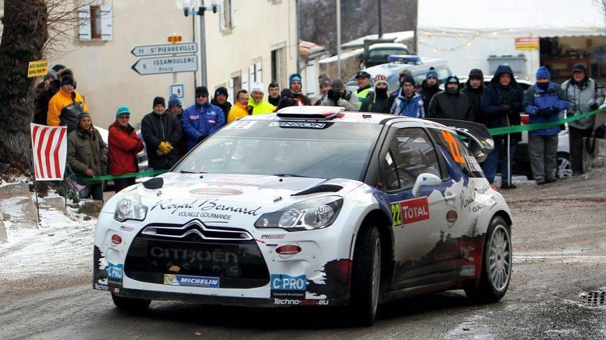 Le rallye de Monte Carlo de retour en Drôme-Ardèche ?