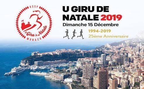En piste pour le 25e Giru de Natale !