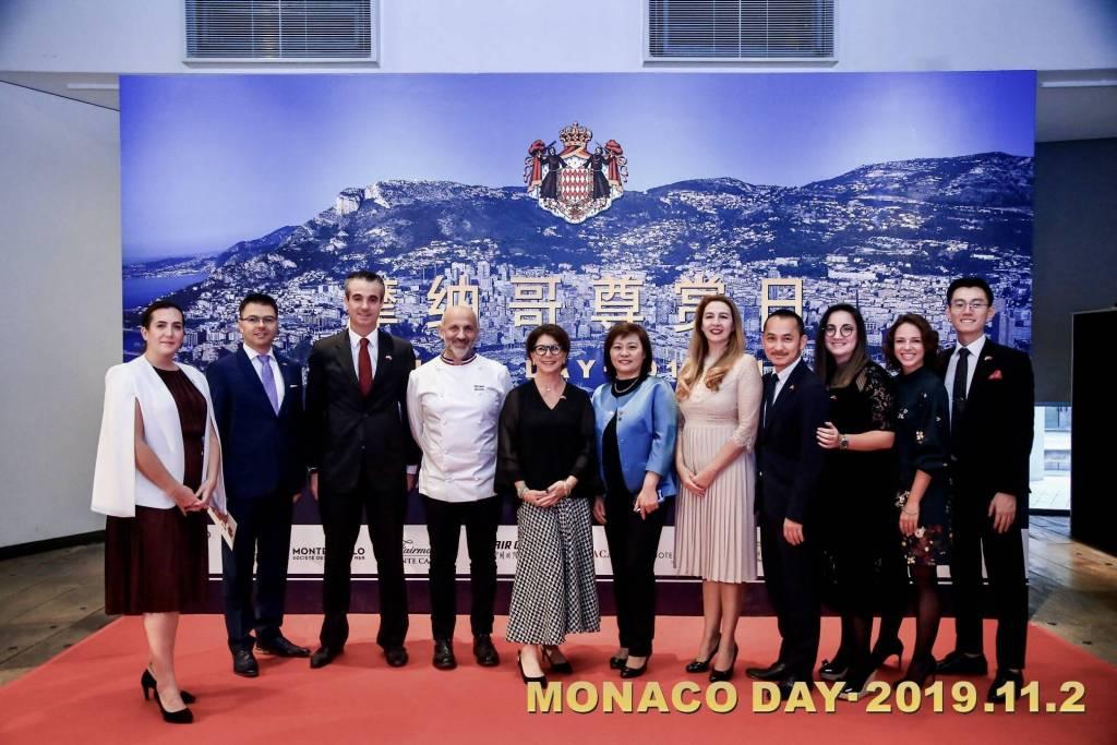 Monaco Day à Pekin