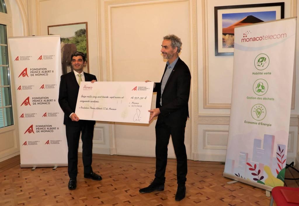 La dématérialisation des factures de Monaco Télécom profite à la FPA2