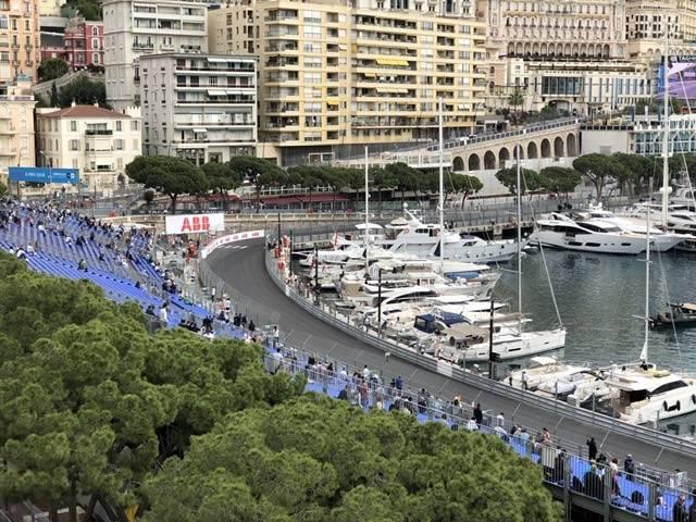 Le Prince Albert II Expose Les Conséquences de L'annulation du Grand Prix