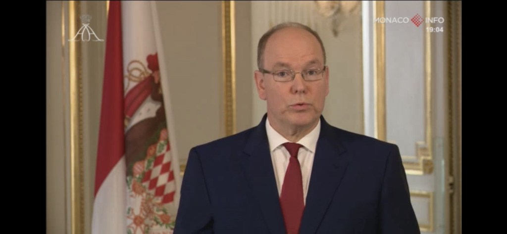 Le Prince Souverain annonce le déconfinement à partir du 4 mai