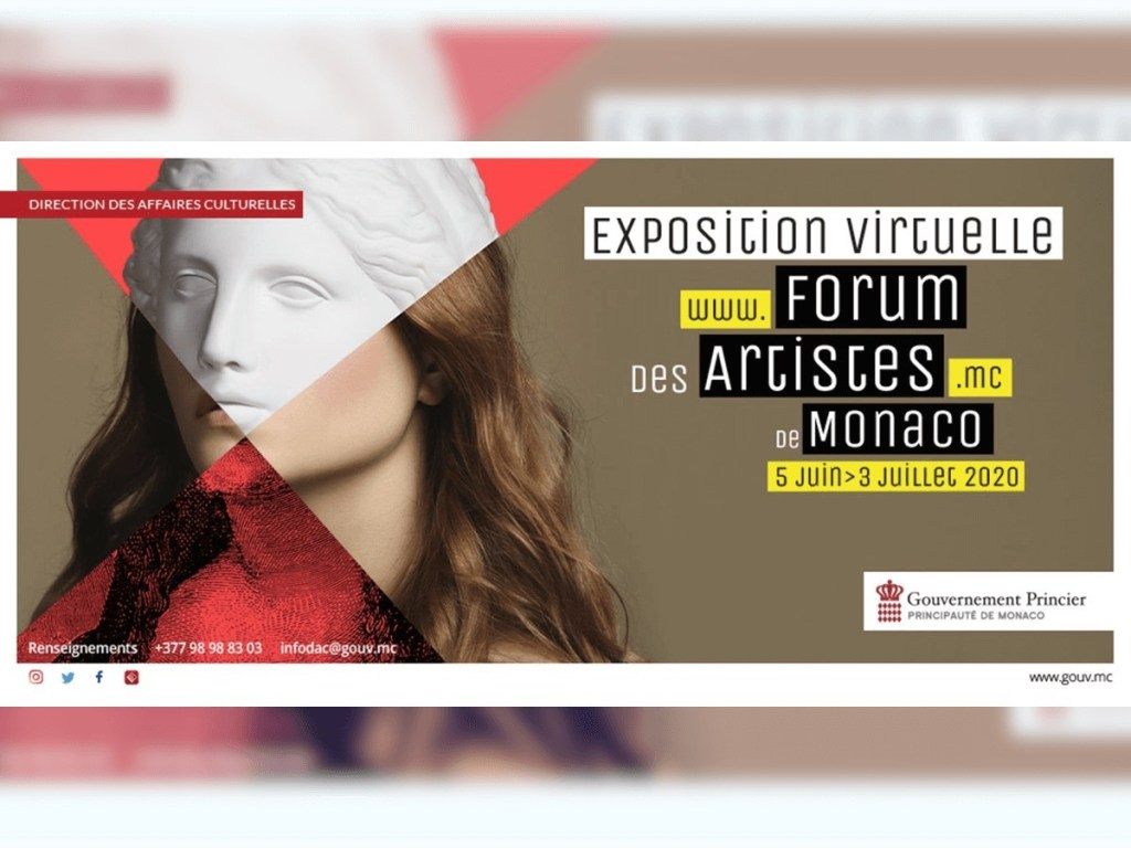 5E Forum des Artistes de Monaco (en Ligne)