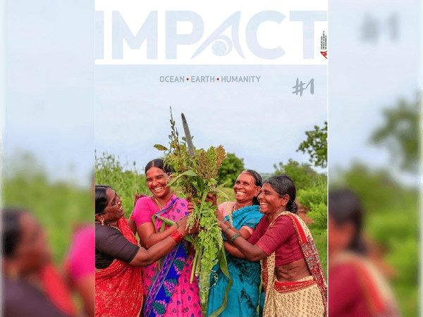 IMPACT #1, le magazine de la Fondation Prince Albert II