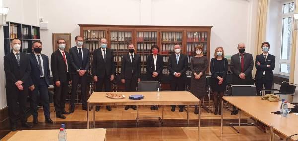 Monaco et Luxembourg ensemble contre la criminalité financière