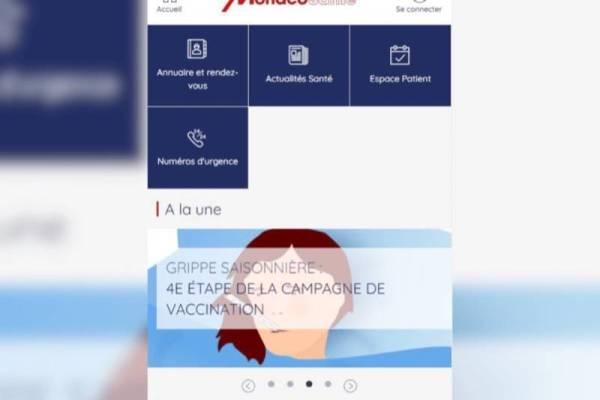Le portail santé du gouvernement fait ses premiers pas