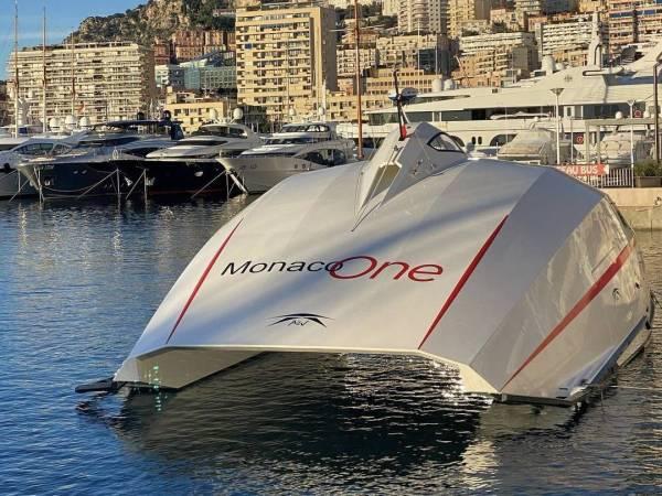 Monaco One : la navette à grande vitesse réservée aux plaisanciers