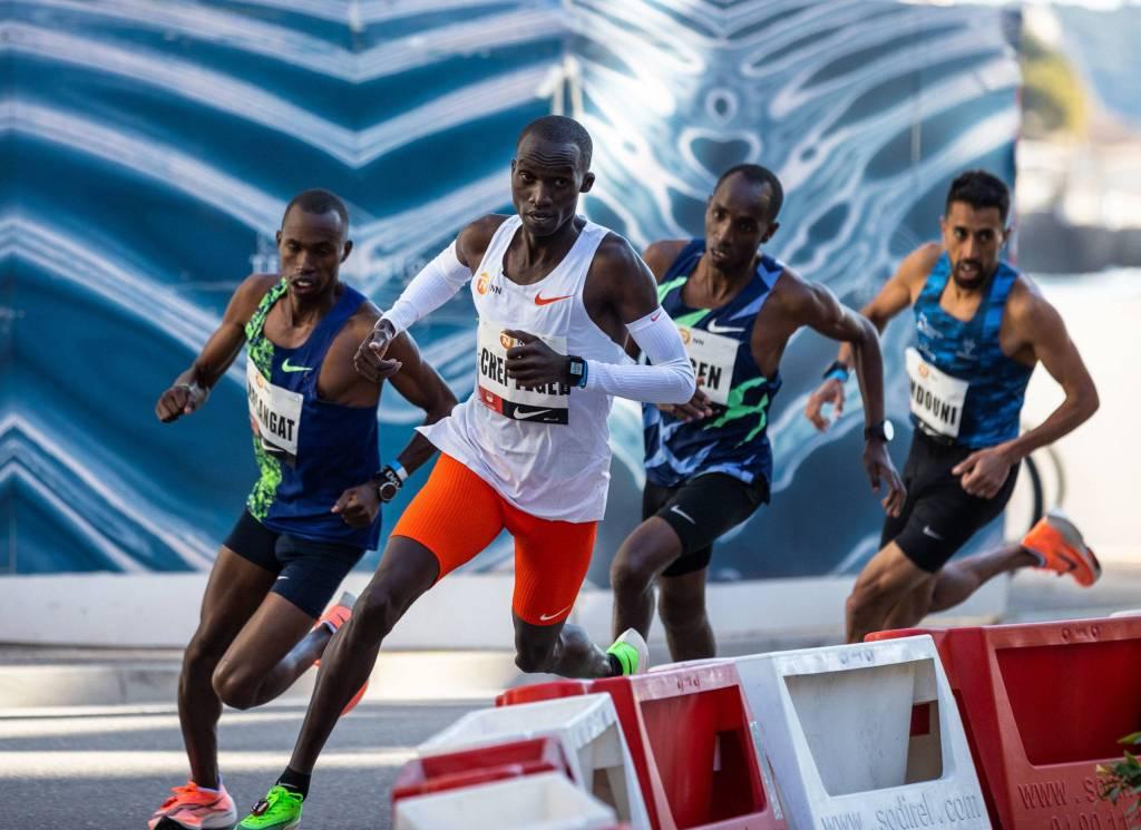 Un nouveau record du Monde pour le 5km Herculis