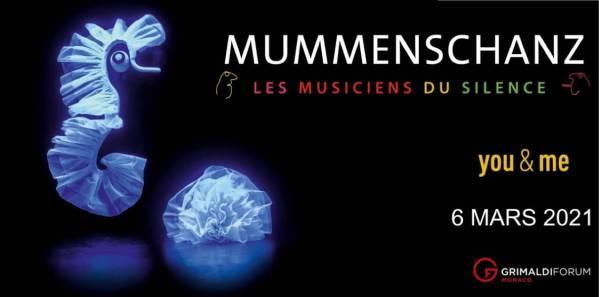 MUMMENSCHANZ – LES MUSICIENS DU SILENCE – NOUVEL HORAIRE : 15H00