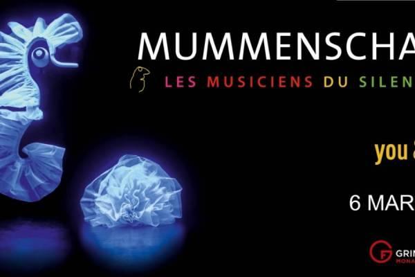 MUMMENSCHANZ - LES MUSICIENS DU SILENCE - NOUVEL HORAIRE : 15H00