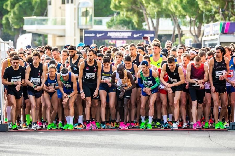 Béatrice Chepkoech et Joshua Cheptegei de retour pour Monaco Run