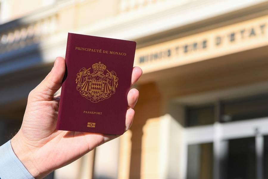 Un nouveau passeport sécurisé pour les monégasques