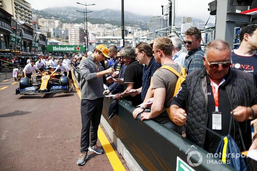 Le GP de Monaco devrait accueillir environ 10 000 fans