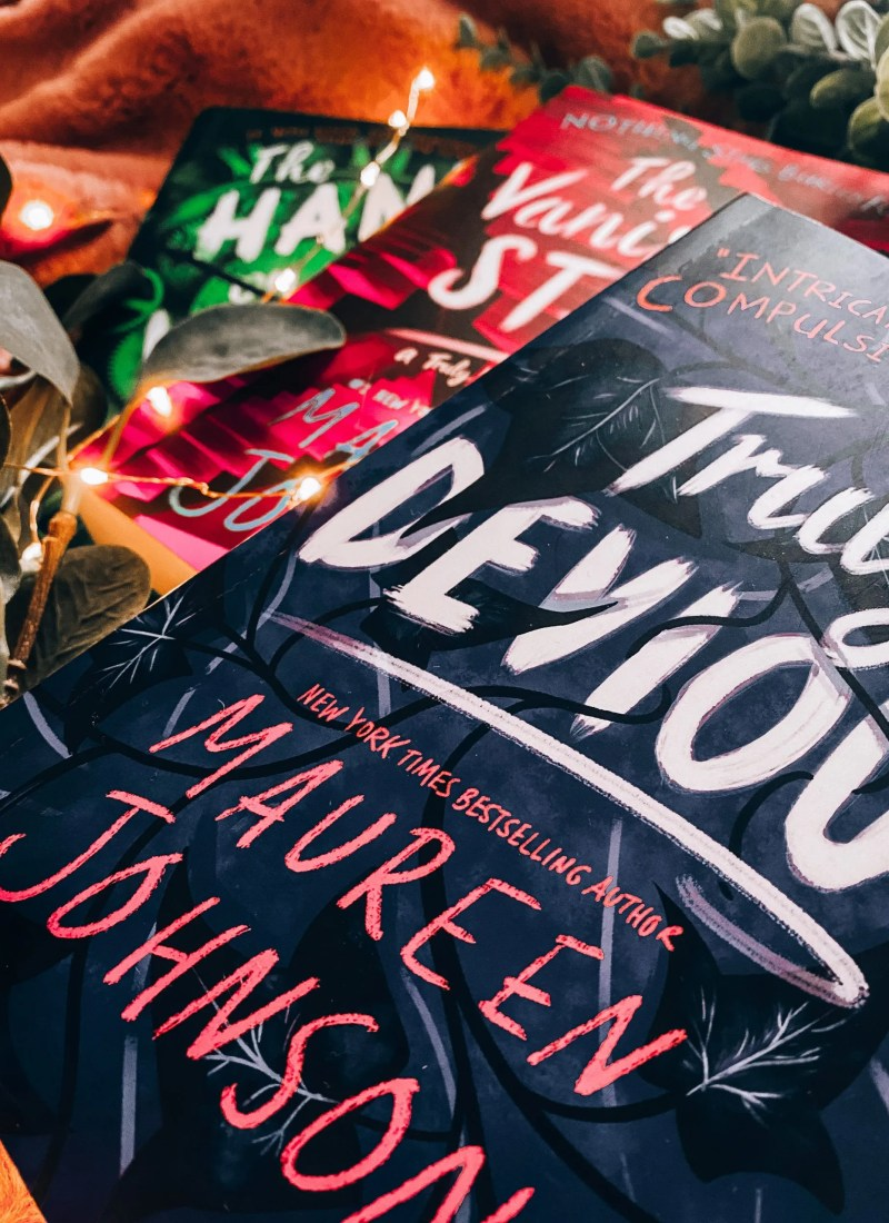 Truly Devious Trilogy || Book Review