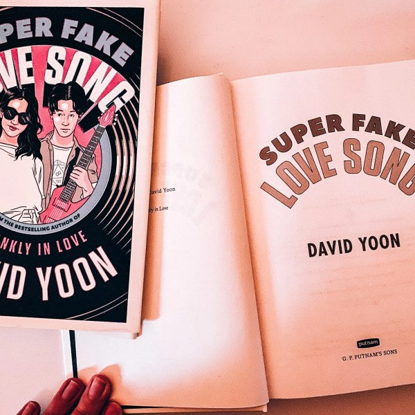 Super Fake Love Song | Book Review