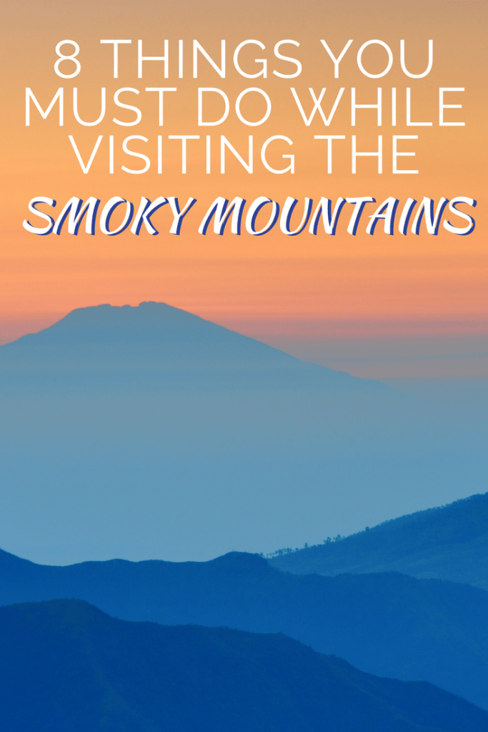 Great Smoky Mountains National Park in Tennessee is the most visited national park in America and it's easy to see why. Tucked in between Tennesse and North Carolina, the Smokies are the perfect location for families, romantic getaways, and solo travelers alike!