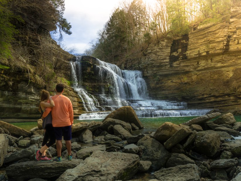 Cummins Falls State Park | Cookeville, Tennessee - Pages of Travel