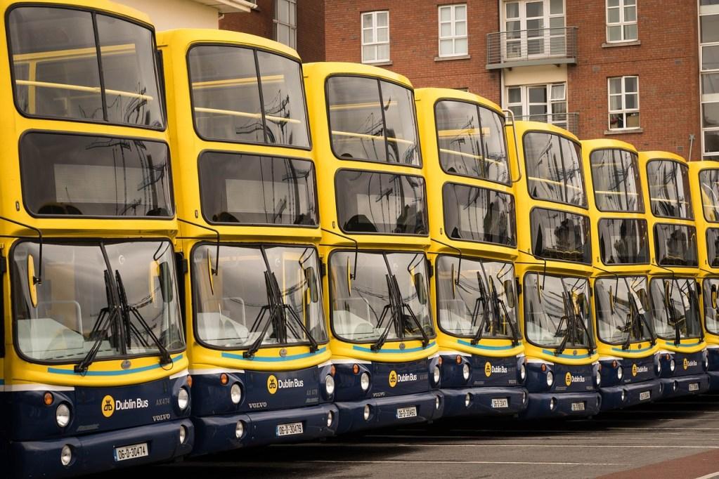 Buses in Ireland