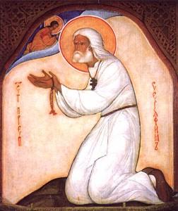 Icône de Saint Séraphim