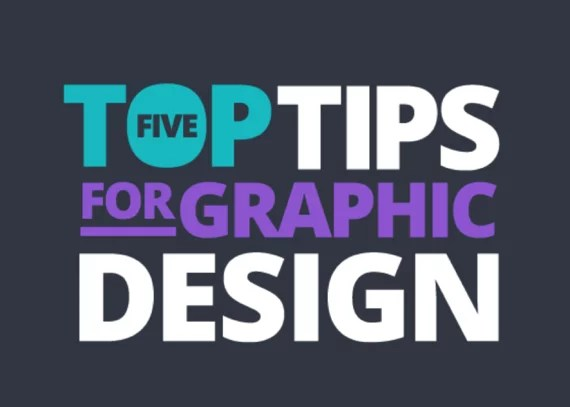 Graphic Design Program Tips