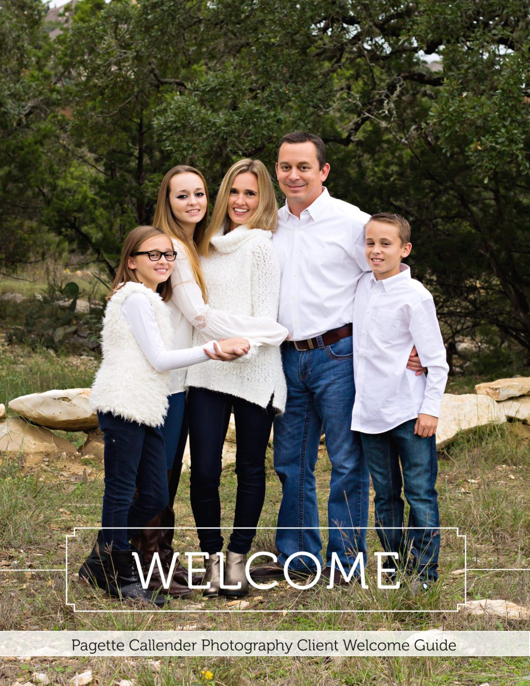 Pagette Callender Photography Family Client Guide