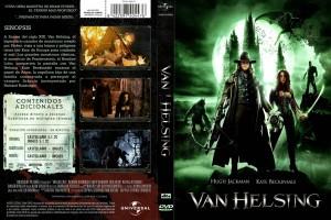 Van Helsing Caratula DVD