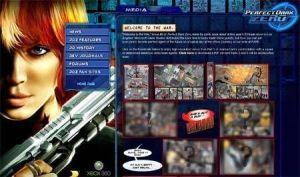 Perfect Dark Zero ya tiene web oficial