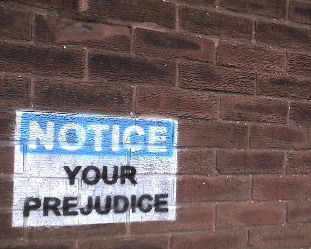 Clase de conversación, los prejuicios