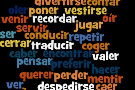 verbos irregulares en español