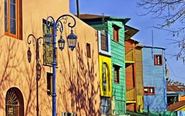 Barrio Caminito Buenos Aires