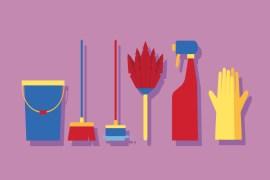 Las tareas domésticas en español