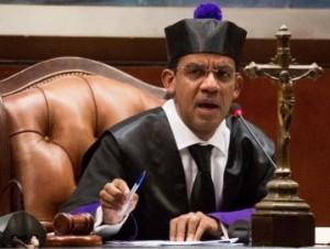 Francisco Ortega, juez de la Suprema Corte de Justicia.