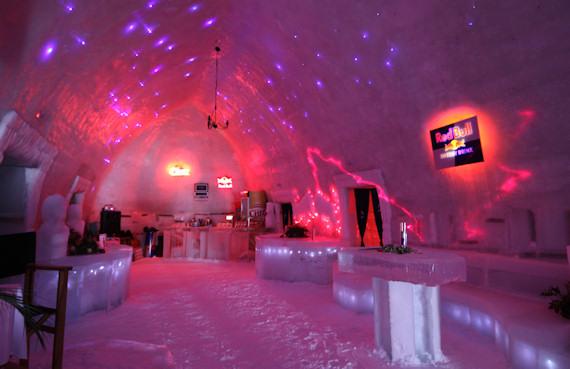 I 10 Hotel di ghiaccio pi belli del mondo