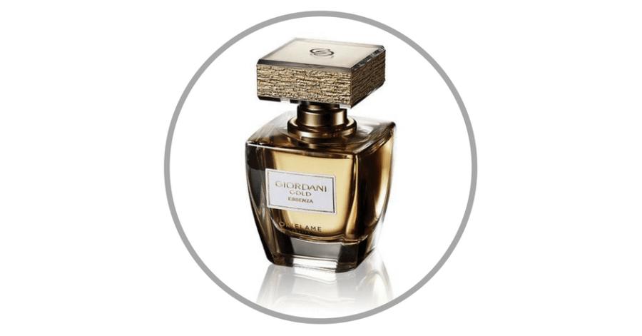 parfumuri de toamna giordani gold essenza oriflame