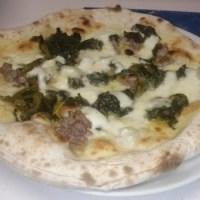 pizza salciccia e friarielli – pizzeria napulè
