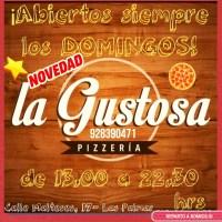 pizzeria aperta la domenica las palmas