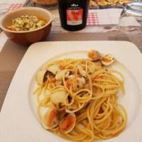 spaghetti alle vongole – el corazon de italia