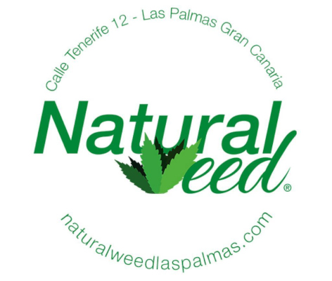 natural weed logo ufficiale