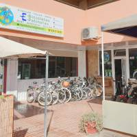 rent bike san agustin